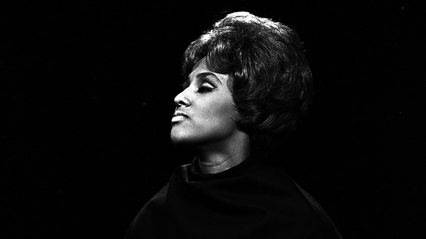 Darlene Love in 1964. Love was the uncredited singer on a handful of the biggest hits produced by Phil Spector during the era when he was making his