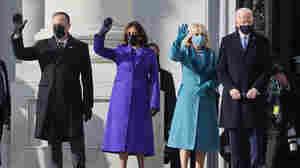 Inauguration Fashion Puts Spotlight On American Designers, Women's Suffrage