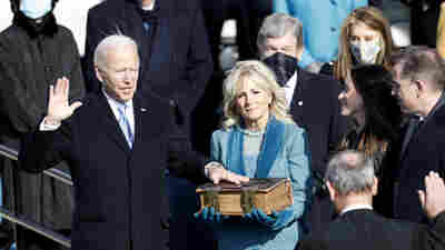'This Is America's Day': Biden's Inaugural Address, Annotated