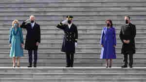 PHOTOS: Biden, Harris Assume Office During Unique Inauguration Ceremony
