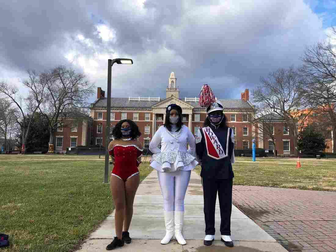 Pride And Excitement At Howard University, Harris' Alma Mater