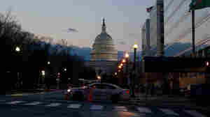 No Large Protests In D.C. As President Biden Is Inaugurated