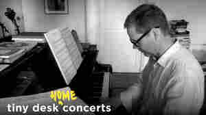 Max Richter: Tiny Desk (Home) Concert