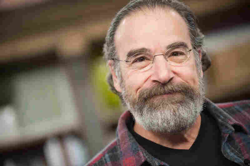 Mandy Patinkin visits The Marilyn Denis Show at the CTV Headquarters on March 4, 2013, in Toronto.
