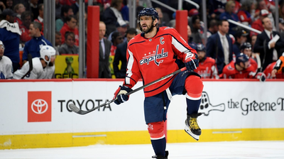 Washington Capitals Fined $100,000 After Several Players Violate COVID-19 Rules