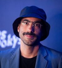 Director Fernando Frías arrives for the screening of the HBO series <em>Los Espookys</em> on June 2019 in New York City.