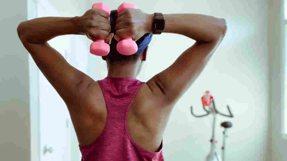 Just Move: Scientist Author Debunks Myths About Exercise And Sleep