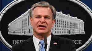 Biden To Keep Wray On As FBI Director