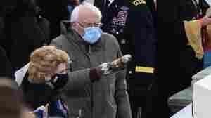 Meet Jen Ellis, The Woman Behind Bernie Sanders' Inauguration Day Mittens