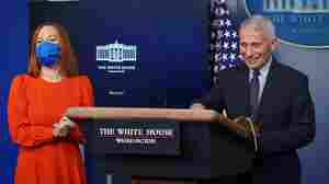 After Sparring With Trump, Fauci Says Biden Administration Feels 'Liberating'