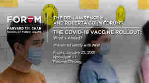 What's Ahead For The COVID-19 Vaccine Rollout?