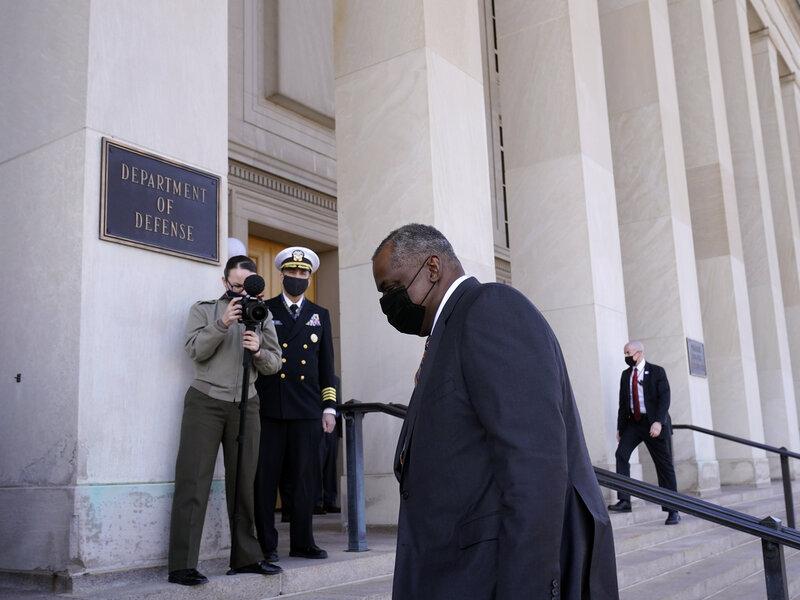 Lloyd Austin Confirmed As Defense Secretary, Becomes 1st Black Pentagon Chief
