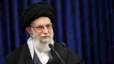 Twitter Bans Account Linked To Iran's Supreme Leader