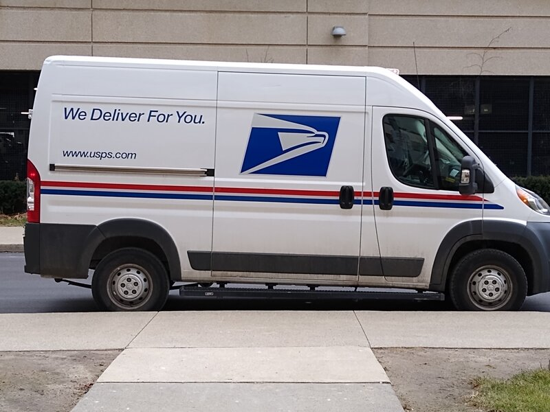 Usps Last Day To Ship For Christmas 2021 U S Postal Service Struggles To Deliver Mail After Holidays Amid Pandemic Npr