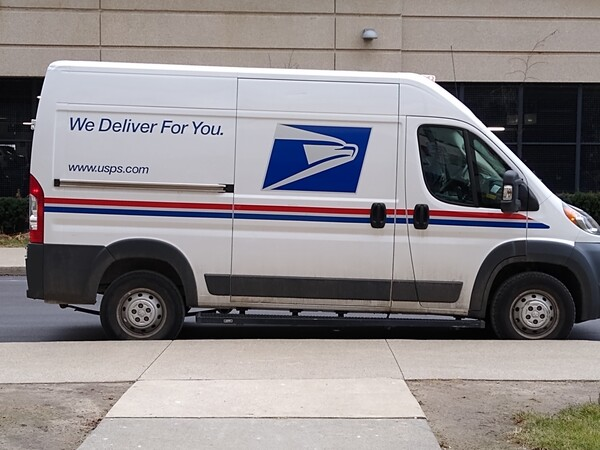 The U.S. Postal Service is still struggling to deal with mail sent during the recent holiday season.