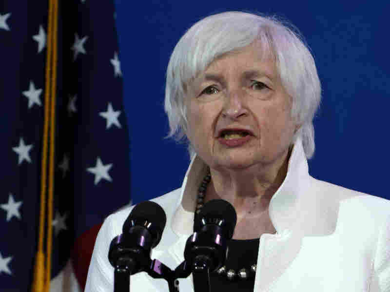 Yellen confirmed as US Treasury Secretary