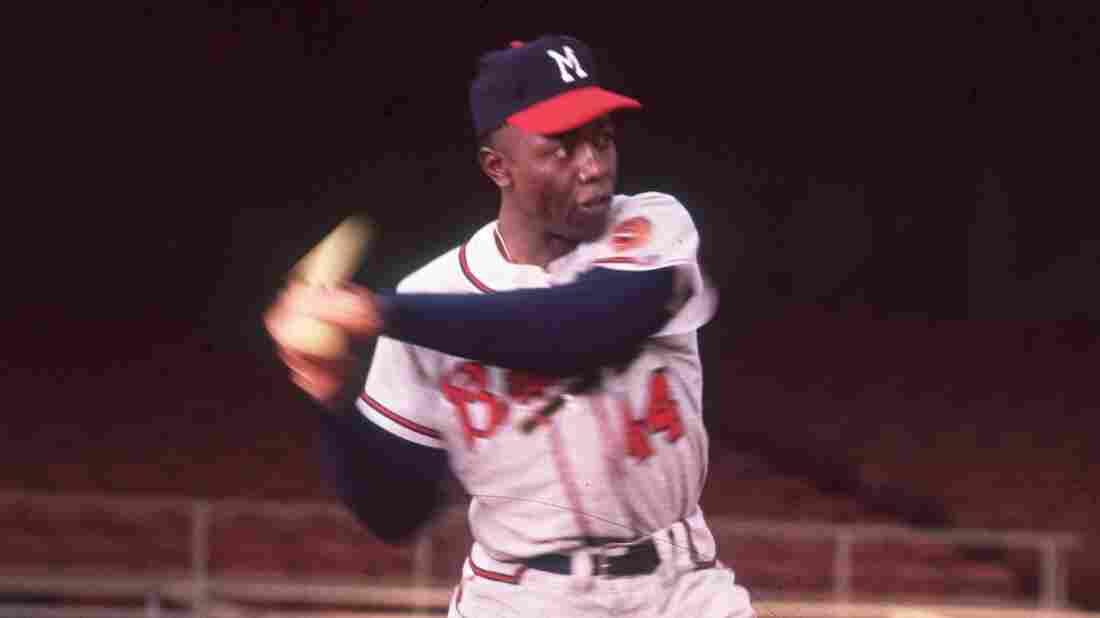 National Football League  community mourns passing of Baseball Hall of Famer Hank Aaron