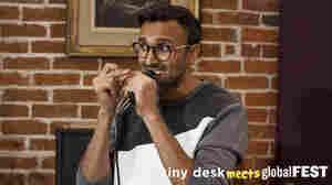 Aditya Prakash Ensemble: Tiny Desk (Home) Concert