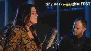 Elisapie: Tiny Desk (Home) Concert
