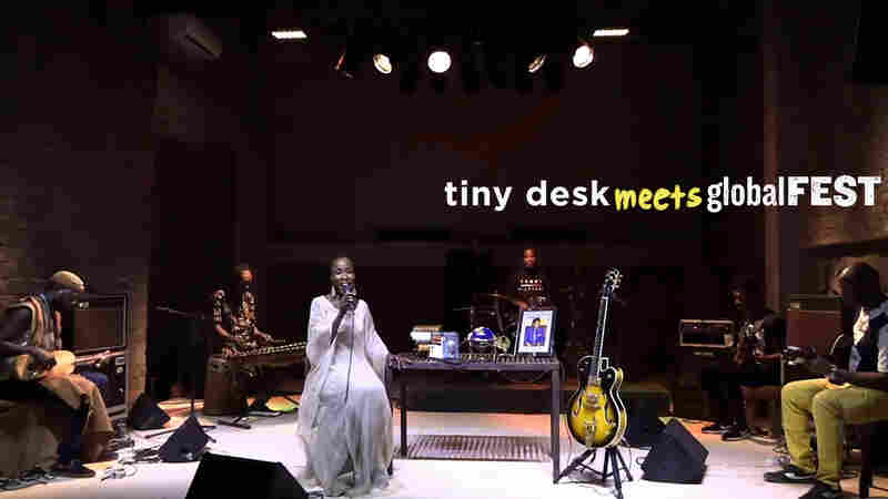 Rokia Traoré: Tiny Desk (Home) Concert