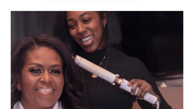 Michelle Obama's Arlington Hairstylist Is Extremely Booked