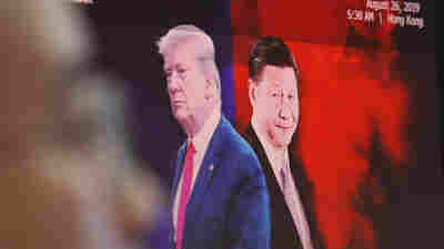What Trump's Declassified Asia Strategy May Mean For U.S.-China Relations Under Biden
