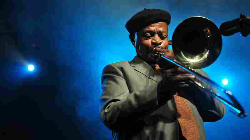 Jonas Gwangwa, South African Musician And Activist, Dies At 83