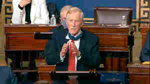 Sen. Angus King On Trump's 2nd Impeachment Trial, COVID-19 Relief Package
