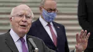 Sen. Patrick Leahy To Preside Over Trump's Senate Impeachment Trial