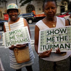Biden Administration Will 'Speed Up' Efforts To Put Harriet Tubman On $20 Bill