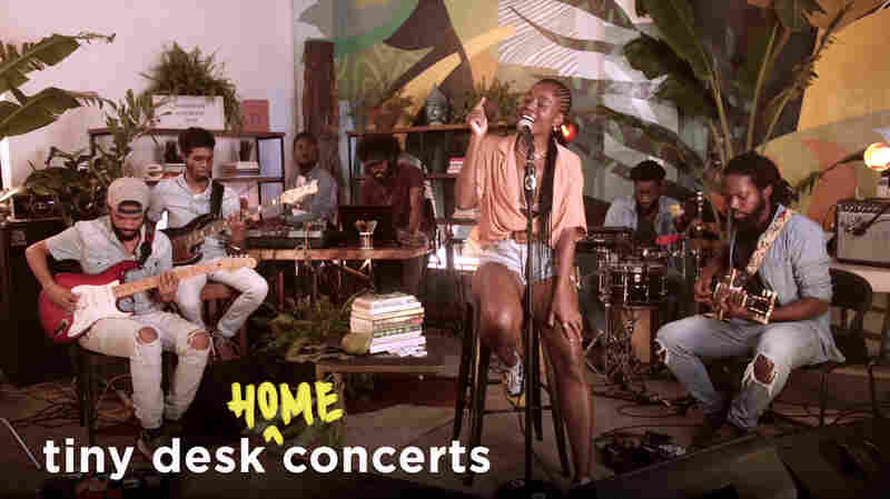 Sevana: Tiny Desk (Home) Concert