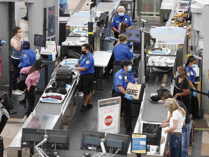 Rate of gun seizures at airport checkpoints jumped in 2020