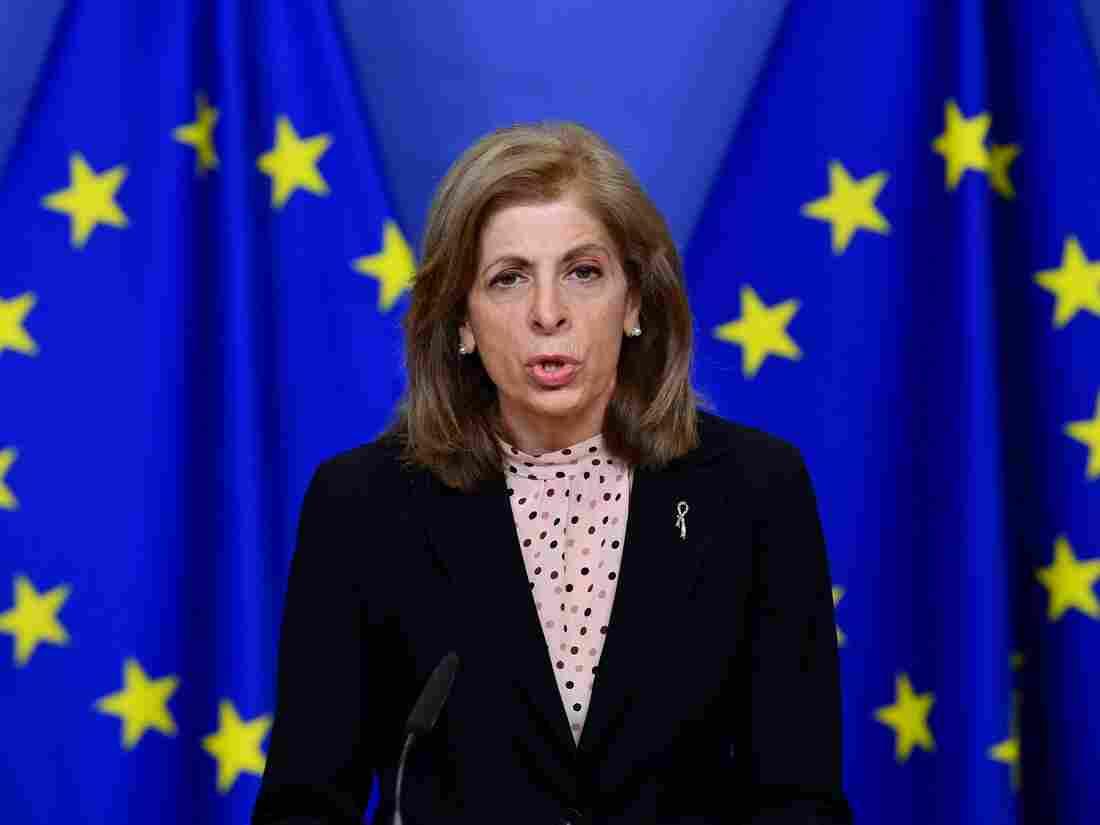 European Union demands vaccine doses from AstraZeneca's United Kingdom supply