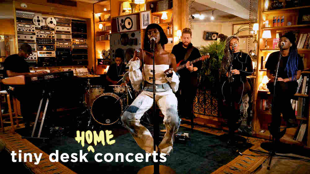 Lous And The Yakuza: Tiny Desk (Home) Concert