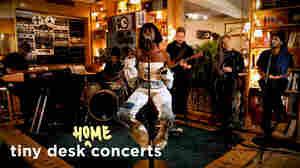 Lous And The Yakuza: Tiny Desk (Home) Concert