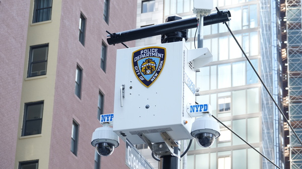 Journalist Jon Fasman says local police departments are increasingly using powerful surveillance tools — with little oversight.