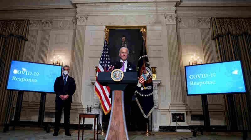 Biden Administration: 'It Will Be Months' Before Widespread Vaccine Availability
