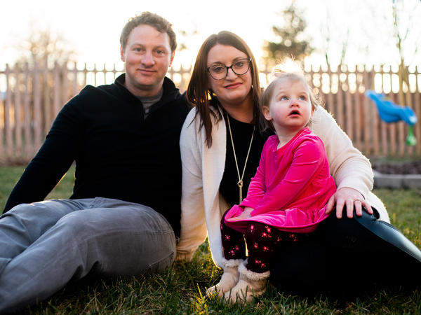 Mikkel and Kayla Kjelshus' daughter, Charlie, had a complication during delivery that caused her oxygen levels to drop and put her at risk for brain damage. Charlie needed seven days of neonatal intensive care, which resulted in a huge bill — $207,455 for the NICU alone — and confusion over which parent's insurer would cover the little girl's health costs.
