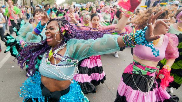 Krewe du Kanaval in New Orleans