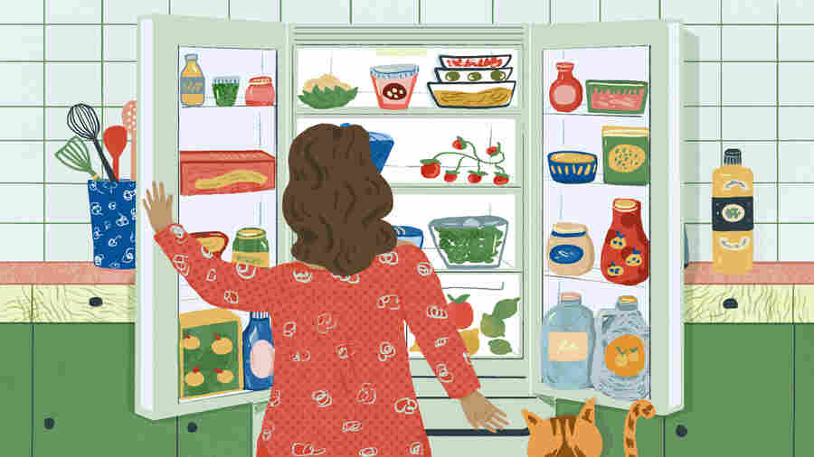 How To Improvise In The Kitchen — With Tips From Samin Nosrat And Hrishi Hirway