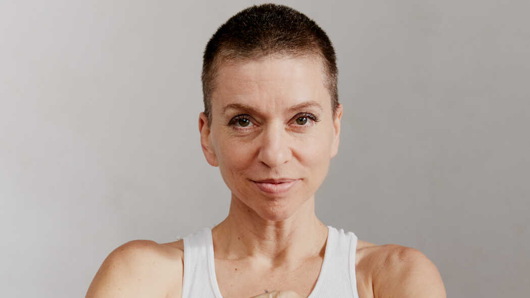 Ani DiFranco Wants Us To Engage In 'Revolutionary Love'