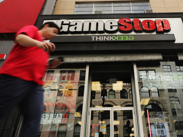 Video game retailer GameStop has seen its stock soar, driven higher by a group of amateur day traders on Reddit, who are taking on Wall Street hedge funds. The frenzy has gotten the attention of regulators and lawmakers.