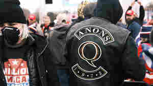 Without Their 'Messiah,' QAnon Believers Confront A Post-Trump World