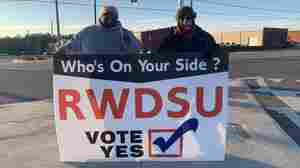 For Amazon and Alabama, Warehouse Union Vote Would Shake Up History