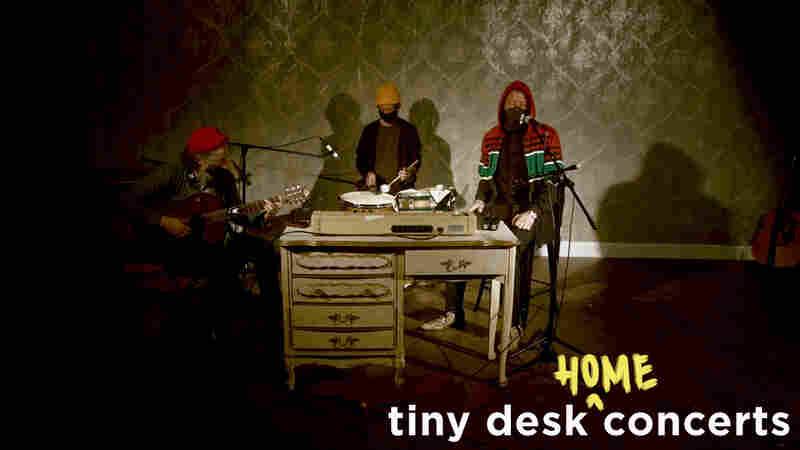 Muzz: Tiny Desk (Home) Concert
