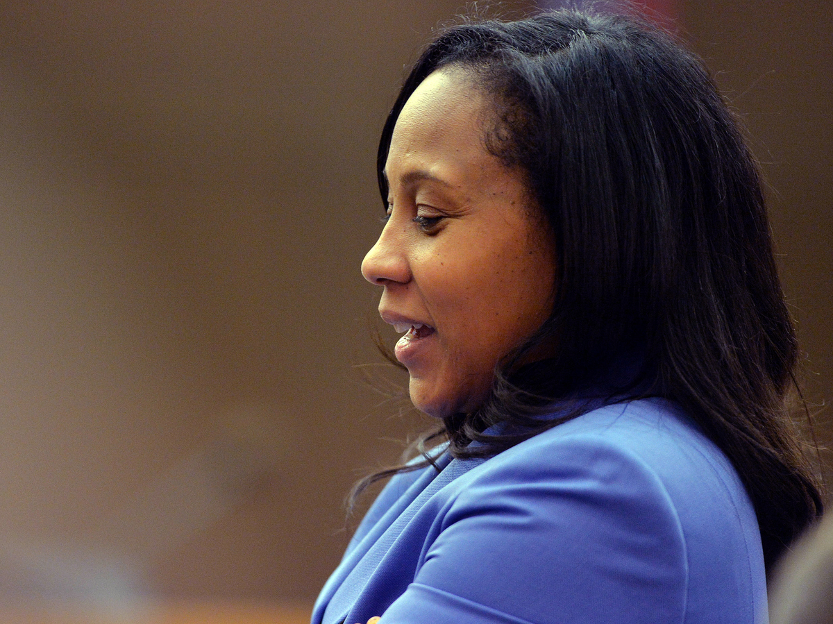 Fulton County District Attorney Fani Willis Wants Rayshard Brooks Case Moved