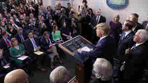 What Lessons Should News Organizations Learn From Trump's Presidency?