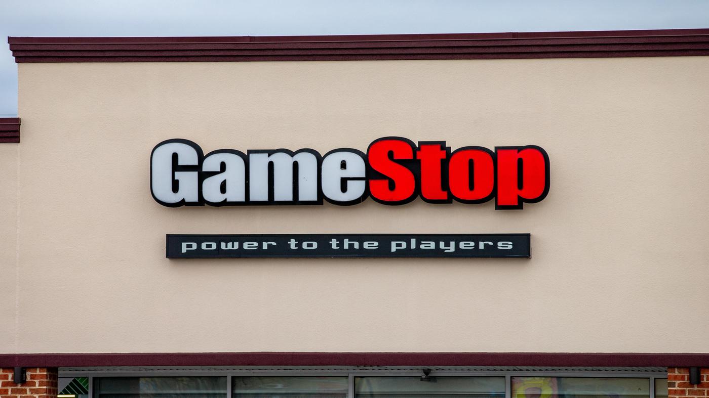 Can't Stop GameStop