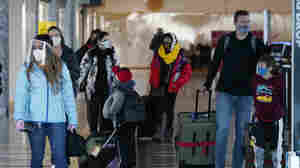 CDC Issues Sweeping New Mask Mandate For U.S. Travelers, Extends Eviction Moratorium