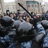 Россияне возвращаются на улицы, чтобы требовать освобождения Алексея Навального вопреки Путину